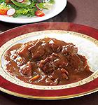 新宿中村屋 国産牛肉のビーフカリー(180g×10袋)