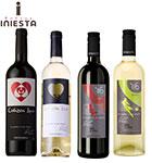 「ボデガ・イニエスタ」ワイン4本セット