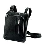 イタリア製 薄マチショルダーバッグ