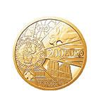 ノートルダム大聖堂再建金貨 200ユーロ金貨